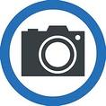 記念フォト撮影も無料◎フォトフレーム入り写真を当日にお渡しいたします。