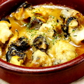 料理メニュー写真つぶ貝のガーリックバター焼き