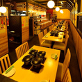 最大50名の飲み放題付き寿司宴会可能!曜日やご予算によって30名様~貸切もご相談承ります!