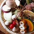ピンチョス風にアレンジした天ぷら