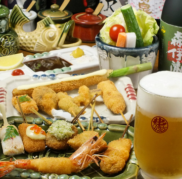 串の坊 自由が丘店のおすすめ料理1