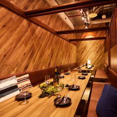 鶏とチーズの個室居酒屋 鶏℃ とりどし 名古屋駅前店の雰囲気1