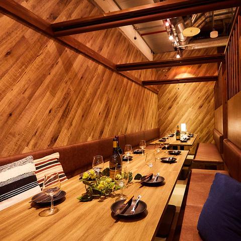 鶏とチーズの個室居酒屋 鶏℃(とりどし) 名古屋駅前店 店舗イメージ4