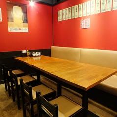 中国麺家 大崎ニューシティ店の雰囲気1