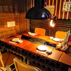 ミウラバーベキュー 新札幌店の雰囲気3