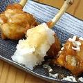 料理メニュー写真おろしポン酢(3本)