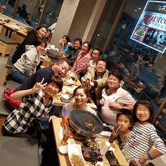 韓国 焼肉 YAKUYAKU食堂の雰囲気1