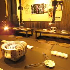 仙台ホルモン 焼肉 ときわ亭 泉中央駅前店の雰囲気1