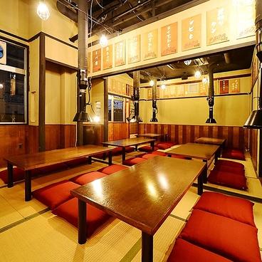 ホルモン焼肉酒場 フジ山 多治見店の雰囲気1