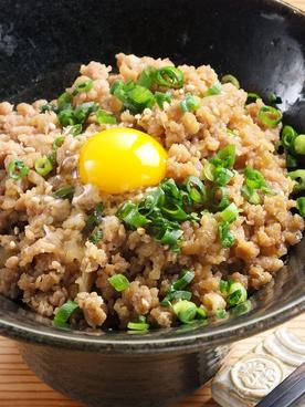 上野黒門鳥恵のおすすめ料理1