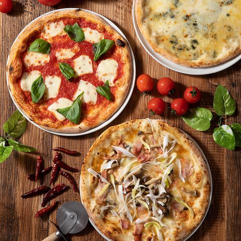 優しい味付けの食事が楽しめるカジュアルイタリアンカフェ&バル