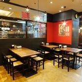 中国麺家 大崎ニューシティ店の雰囲気3