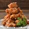 MEGA盛り!鶏から 塩(12個)