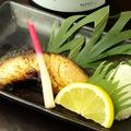 料理メニュー写真銀鱈西京焼き