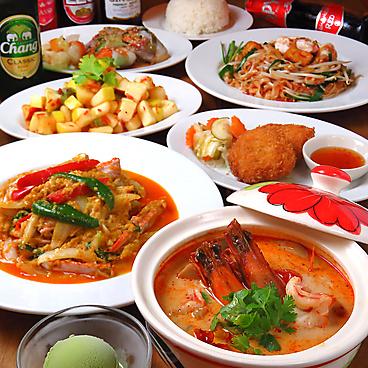 タイ料理 ガパオのおすすめ料理1