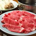 料理メニュー写真和牛すき焼き/和牛しゃぶしゃぶ