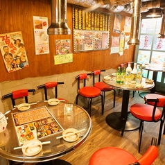 食べ放題に負けないボリュームのサムギョプサルコース1980円!!他には生サムギョプサルセット+チヂミが980円!!
