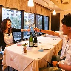 プリムローズ primrose 長崎のコース写真