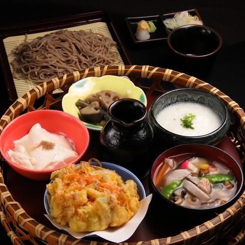 新潟美味しいものをお手軽に。イオン青山1階「柳都庵 青山店」