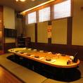 甘太郎 品川店自慢の掘りごたつ個室♪歌い放題で二次会も盛り上がること間違いなしです♪人気のお席ですので早めにご予約・お問い合わせください!焼肉食べ放題コースもご用意致しております。