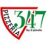 ピッツェリア Pizzeria 347 by il pinoloのロゴ