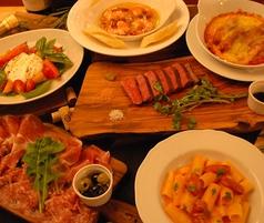 Italian Bar La Famiglia ラ ファミーリアのコース写真