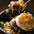 料理メニュー写真CoLLabo自慢のハンバーグde石焼ロコモコ