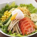 料理メニュー写真【北海道食文化】北海道ラーメンサラダ