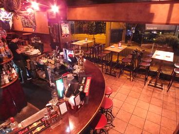 Bar Zerro ゼロの雰囲気1