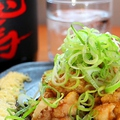 料理メニュー写真【萬】奥三河鶏のもも唐揚げ 各種