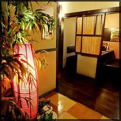 16部屋の小規模個室は町田駅前の寛ぎ空間