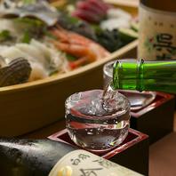日本酒にこだわる常時10種以上!全国の日本酒400円~