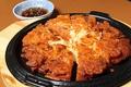 料理メニュー写真海鮮チヂミ/キムチーズチヂミ