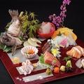 料理メニュー写真~博多の旬~ 造り盛り合わせ