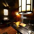 ラグジュアリーな個室空間で、ワンランク上の焼肉をご堪能。岐阜市でオフィシャルな食事の際は是非ご利用くださいませ。