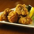 料理メニュー写真【揚げ物】鶏唐揚げ・手羽から・大人のポテトフライ・チーズカリカリ・するめ天ぷら・なんこつ唐揚げ