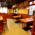 【総席数34席】アットホームな焼き鳥・やきとん居酒屋です☆