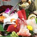 料理メニュー写真魚盛り~採算無視~