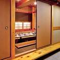 ◆ 貸切個室 3部屋続きで36名様までご案内可能です★