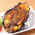 料理メニュー写真香川県産三豊ナスの自家製コク味噌焼き