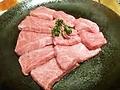 料理メニュー写真赤身肉
