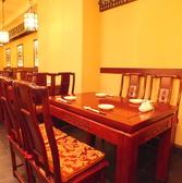 4名様用テーブル席(1F)
