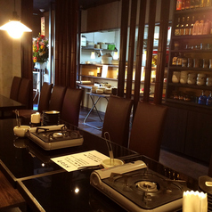 今帰仁アグー料理一式 長堂屋 別邸 国際通り店の雰囲気1