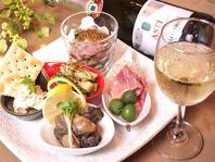 朝採れ旬菜を使用した本格和食をカジュアルなスタイル