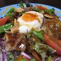 料理メニュー写真ちどりやスタミナサラダ(大/小)
