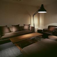 大人の隠れ家。4名様~10名様でご利用できる個室。
