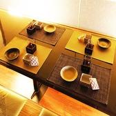 2名様~テーブル席※写真は系列店です。※系列店舗との併設店舗となります