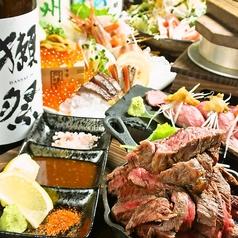 魚と肉 あし跡 三宮店の特集写真