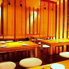 阿波地鶏 竹の家 富田町店の雰囲気1