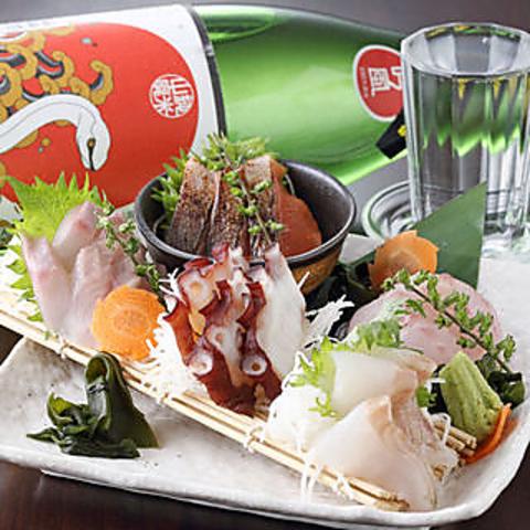 冬の北海道札幌市場から空輸で直送される鮮魚は鮮度も味も抜群でリーズナブル★